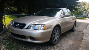 1 Owner 2000 Acura TL Low Kms