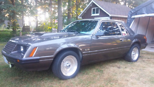79 Mustang LX 5.0 For Sale