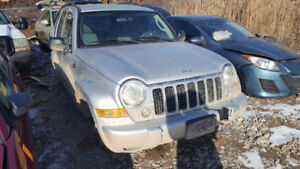 2005 LIBERTY.. JUST IN FOR PARTS AT PIC N SAVE! WELLAND