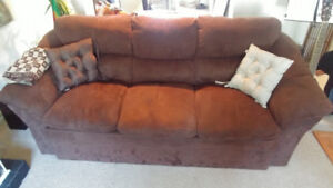 Set of Sofa and Love Seat