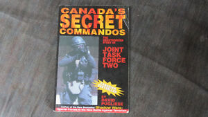 Canada's Secret Commandos book
