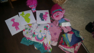 Trolls bedding and accessories