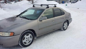 2001 Nissan Altima Berline
