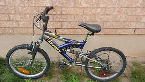 Dyno 6 Speed mountain kids bike with 20``wheels-PRICE REDUCED