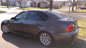 2008 BMW 323i-   Loaded,  6 spd Manual