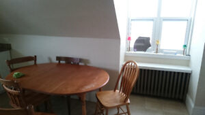 2 bedrooms rent $550 each, max 1 person/room. Brantford downtown