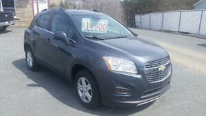 "2014 Chevrolet Trax LT AWD "" INVENTORY BLOWOUT! """