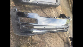 2016 Range Rover vogue front bumper can post