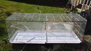Large Flight Bird Cage