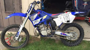 yz 2001 extra clean