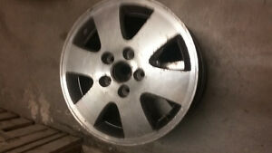 """16"""" Aluminum rim. For Honda Accord, Acura, and other cars"""