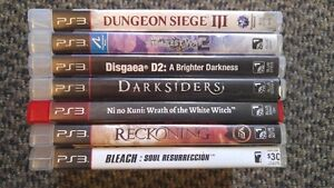 14 Assorted PS3 Games For Sale