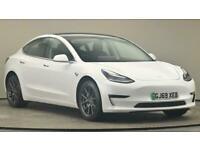 2019 Tesla Model 3 Dual Motor Performance Auto 4WDE 4dr (Performance Upgrade) Sa