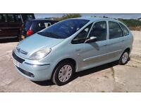 2005 Citroen Picasso 1.6i 16v ( 110bhp ) Desire, one owner