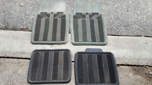 FloorLiner - rubber mats