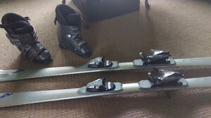 Good Quality Men's Nordic Skis/Ski Boots – Gently Used