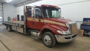 2012  IHC 4300 Rollback Tow Truck Flatbed
