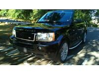 LHD 2006 LAND ROVER R. ROVER 2.7TD V6 auto HSE AUTOBIOGRAPHY, LEFT HAND DRIVE