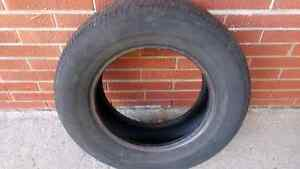 P215/65R15 Bridgestone all season tire