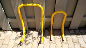 Activeproducts Front/Rear Motorcycle Stands.