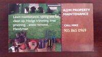 Time to get ready for the Fall, call Mike he can help you .