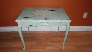 French Provincial side table Strathcona County Edmonton Area image 2