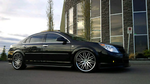 2008 Saturn Aura XR- tastefully modified and babied from new!