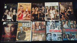 Grey's Anatomy DVD All Episodes Of Seasons 1-3 Like New
