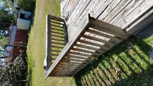 free wood decking