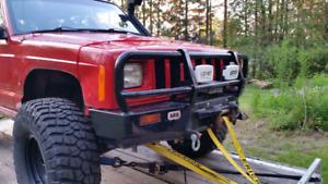 Jeep Cherokee XJ ARB Snorkel