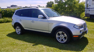 2007 BMW X3 SUV for sale