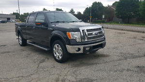 2010 Ford f150 SuperCrew Lariat with Navigation