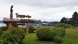 Port Hardy apartments available from $450 some with OCEAN VIEWS