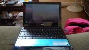 Acer Netbook with Windows 7