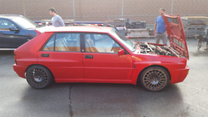 Looking for lancia integrale parts, gearbox