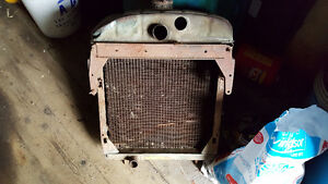 Radiator for Farmall H or M