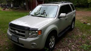 2008 Ford Escape AWD LIMITED