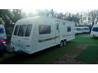 Bailey unicorn barcelona 4 berth for sale