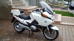 Parting out BMW R1200RT