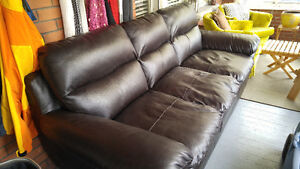 FREE Bonded Leather Couch