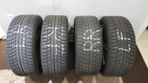 Winter Tires and Rims - 225 50 R17