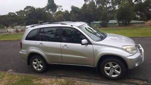 Toyota RAV4 Cruiser - RWC and Full Registration. Nothing to spend Drysdale Outer Geelong Preview