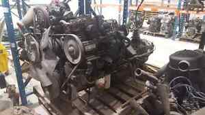1994 International DTA466 engine and transmission