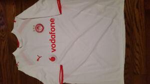 Olympiacos FC Greece Soccer Jersey