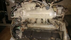 Honda d16z6 engine/transmission/Ecu