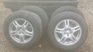 Subaru Forester Rims and Tires