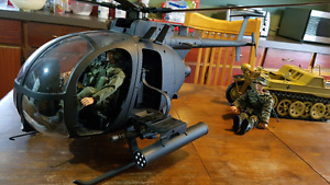 "1/6 Ultimate Soldier 12"" G.I. Joe Helicopter"