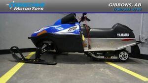 2015 Yamaha SRX 120