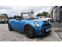 2008 MINI Convertible 1.6 Cooper S 2dr