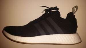 Adidas NMD R-2 Core Black Size 12